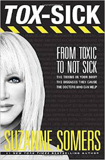 Tox-Sick Suzanne Somers