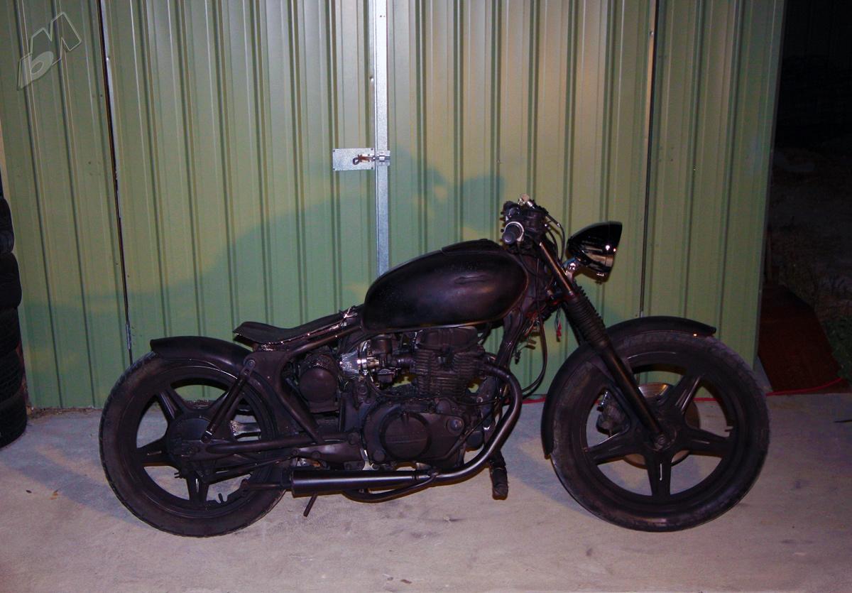 Swap Meet Crap Rat Bike Of The Day Adam S 1980 Cb250