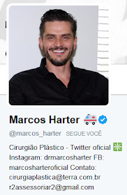 Twitter do Marcos