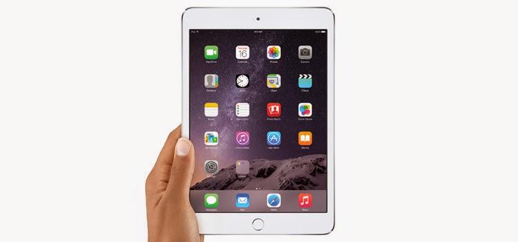 Apple iPad Mini 3 Starting At Rs. 28,900/- In India
