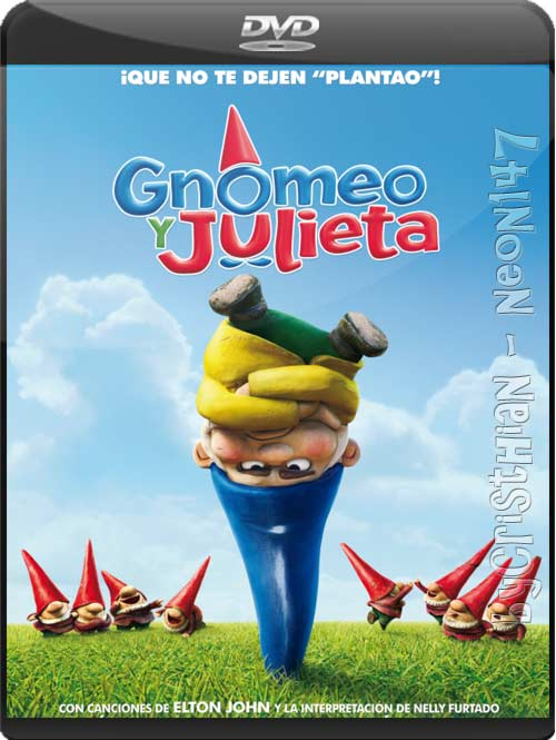 Gnomeo y Julieta (Español Latino) (DVDRip) (2011)