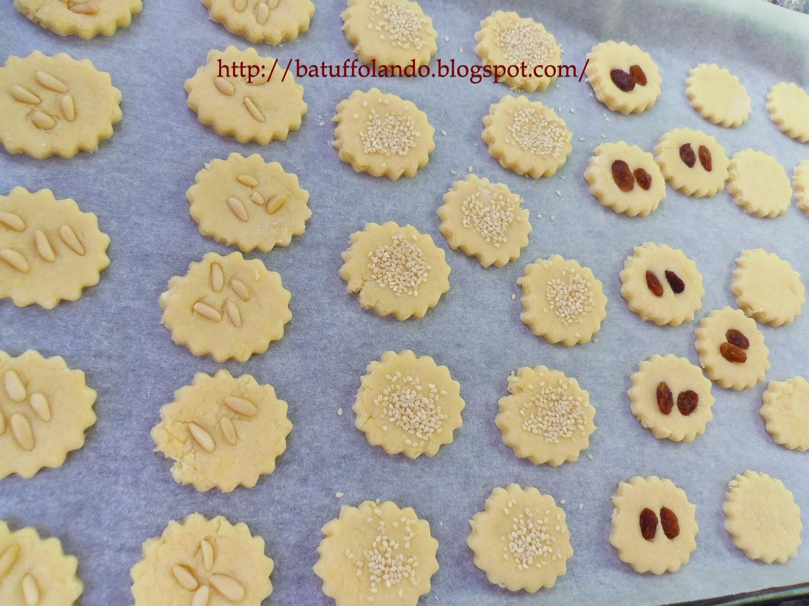 Biscotti Da Credenza Alice : Batuffolando ricette: biscotti allo yoghurt