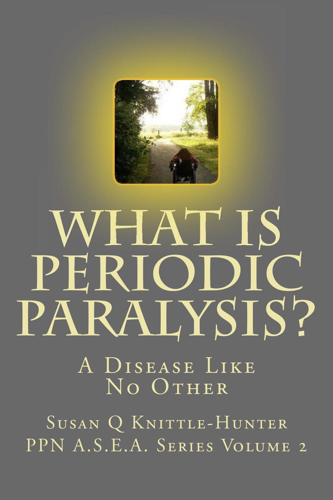 Our Fourth Book: What Is Periodic Paralysis?: A Disease Like No Other