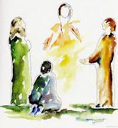 NO TENEMOS VIDA, SOMOS VIDA: Pascua de Resurrección (Jn 20,1-9) - Ciclo C jesus ha resucitado