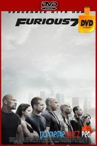Rápidos y furiosos 7 (2015) DVDRip Latino