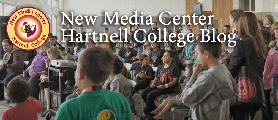 New Media Center Hartnell College