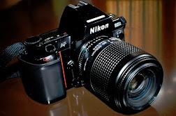 Nikon AF - F801S
