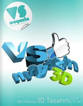 VS Magazine Dergi