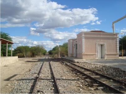 Estação Ferroviária de Juremal