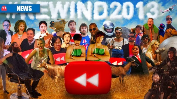يوتيوب تكشف عن أفضل 25 مقطع فيديو في 2013