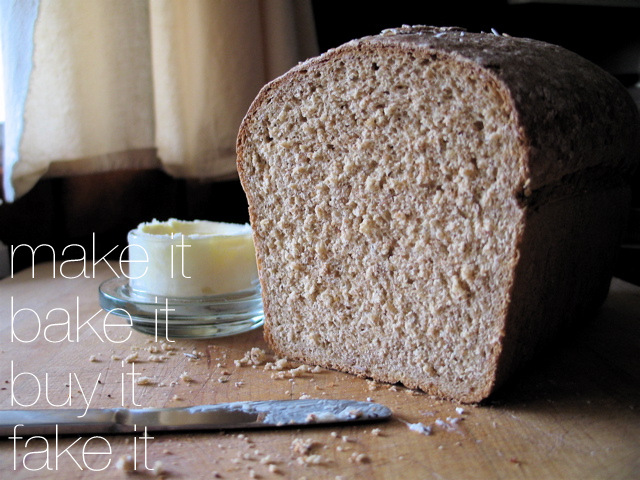 5-Grain Sandwich Bread
