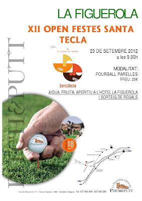 Open de Pitch & Putt de Sant Tecla al P&P La Figuerola