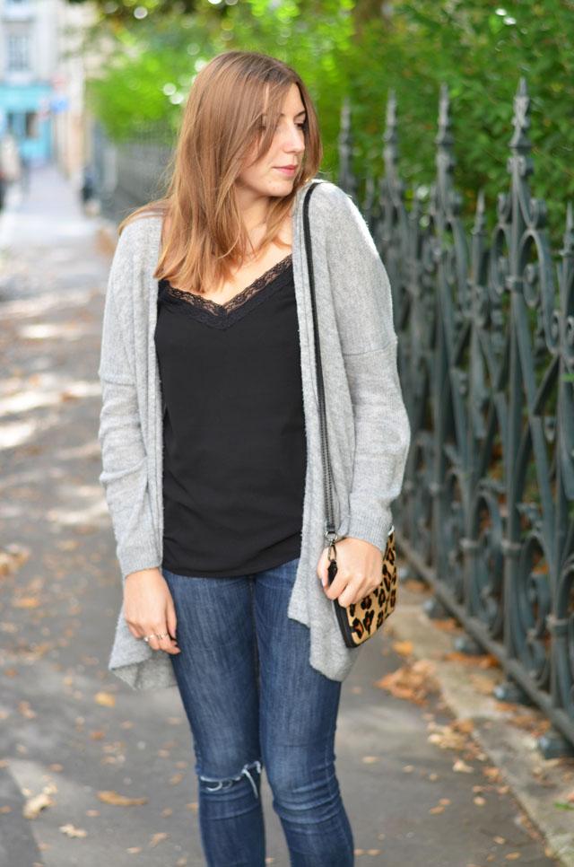 tenue femme automne