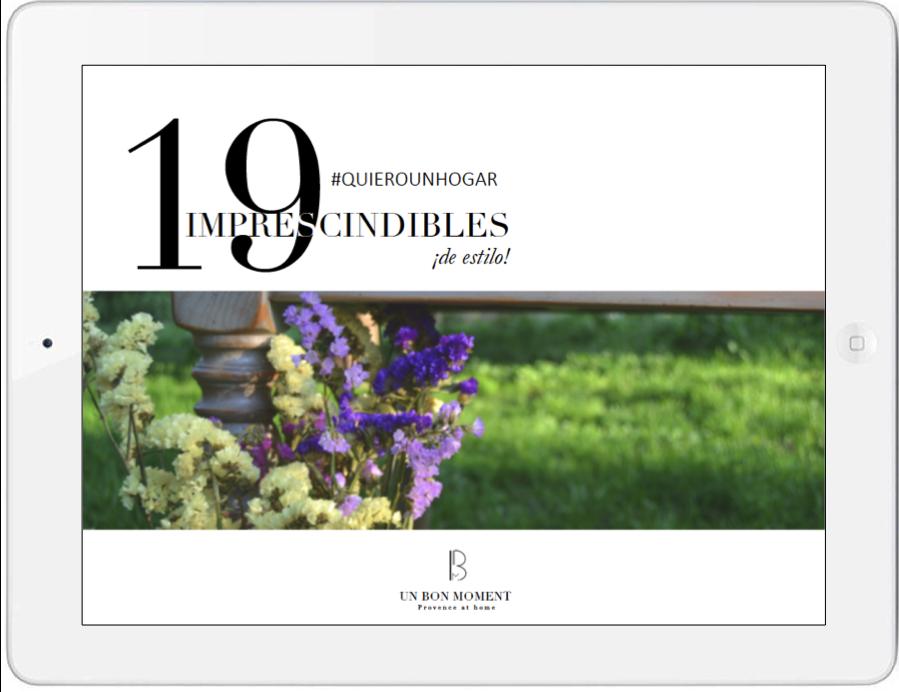 guia 19 imprescindibles de estilo