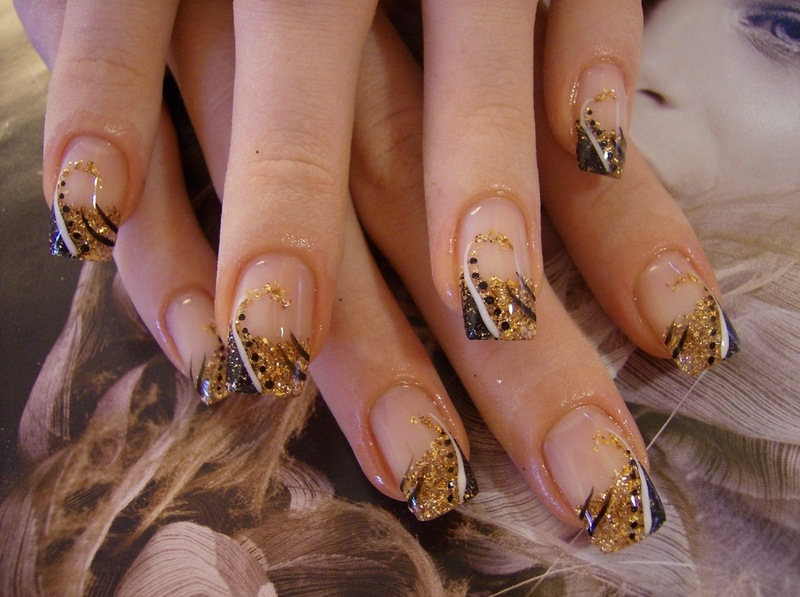 Colorful Fall Nail Art Ideas | Make Up Tips - Nail Art - Hair Styles ...