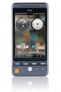 HTC Hero for Orange UK announced