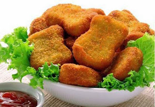 Nugget Sayur