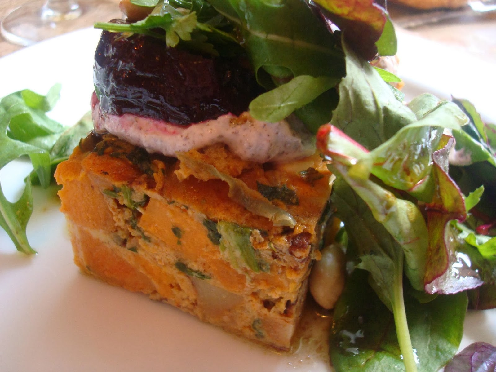 sweet potato potato salad peanut stew with sweet potato es and spinach ...