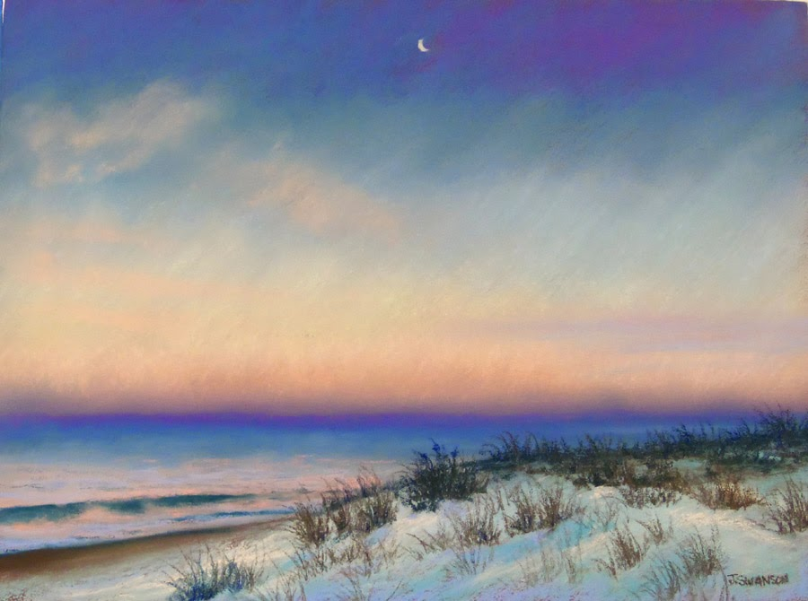 https://www.etsy.com/listing/180766049/snow-at-sunrise-in-bay-head-original?