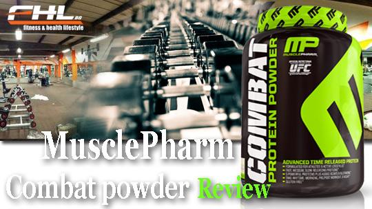 Muscle Pharm Combat Powder протеин на най-добра цена