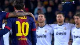 Video Hasil Copa del Rey 2013 Leg ke-2: Barcelona vs Real Madrid (1-3)