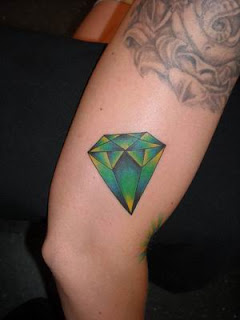 Diamond Tattoos, Tattooing