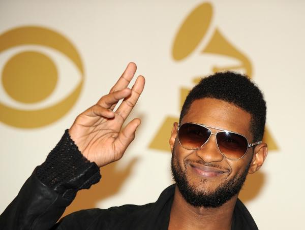 Usher usher stepson