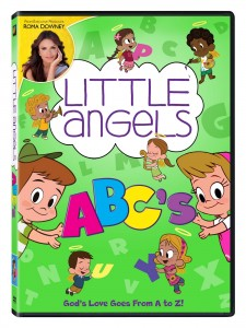 little angels abcs 225x300 Pre Party Planning for the DVD, Little Angels!