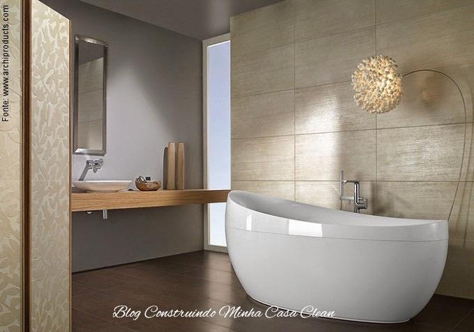 Construindo Minha Casa Clean 30 Banheiras de Imersão Free  ~ Revestimento Chao Quarto