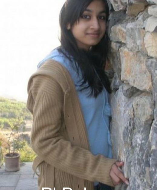 University Of Azad Jammu & Kashmir Student Zeenat