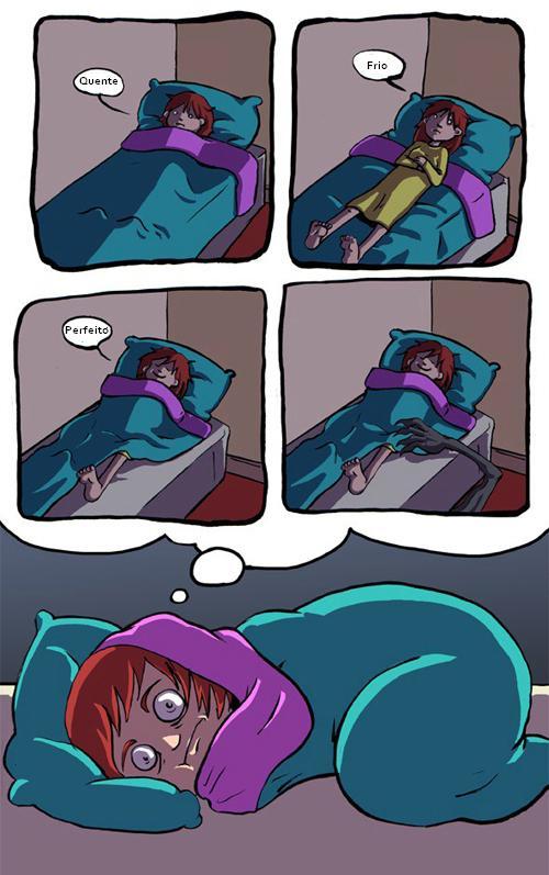problemas antes dormir