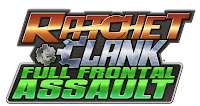 ratchet and clank full frontal assault logo Ratchet & Clank: Full Frontal Assault   Logo, Screenshots, Release Date, & Price