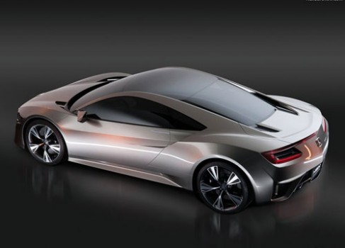 Acura   Sale on Oddcars  Concept Car  Honda Nsx 2013