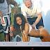Rihanna No Underwear