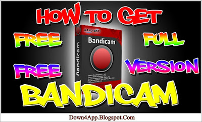 Bandicam 3.0.1.1002 Free Download For PC