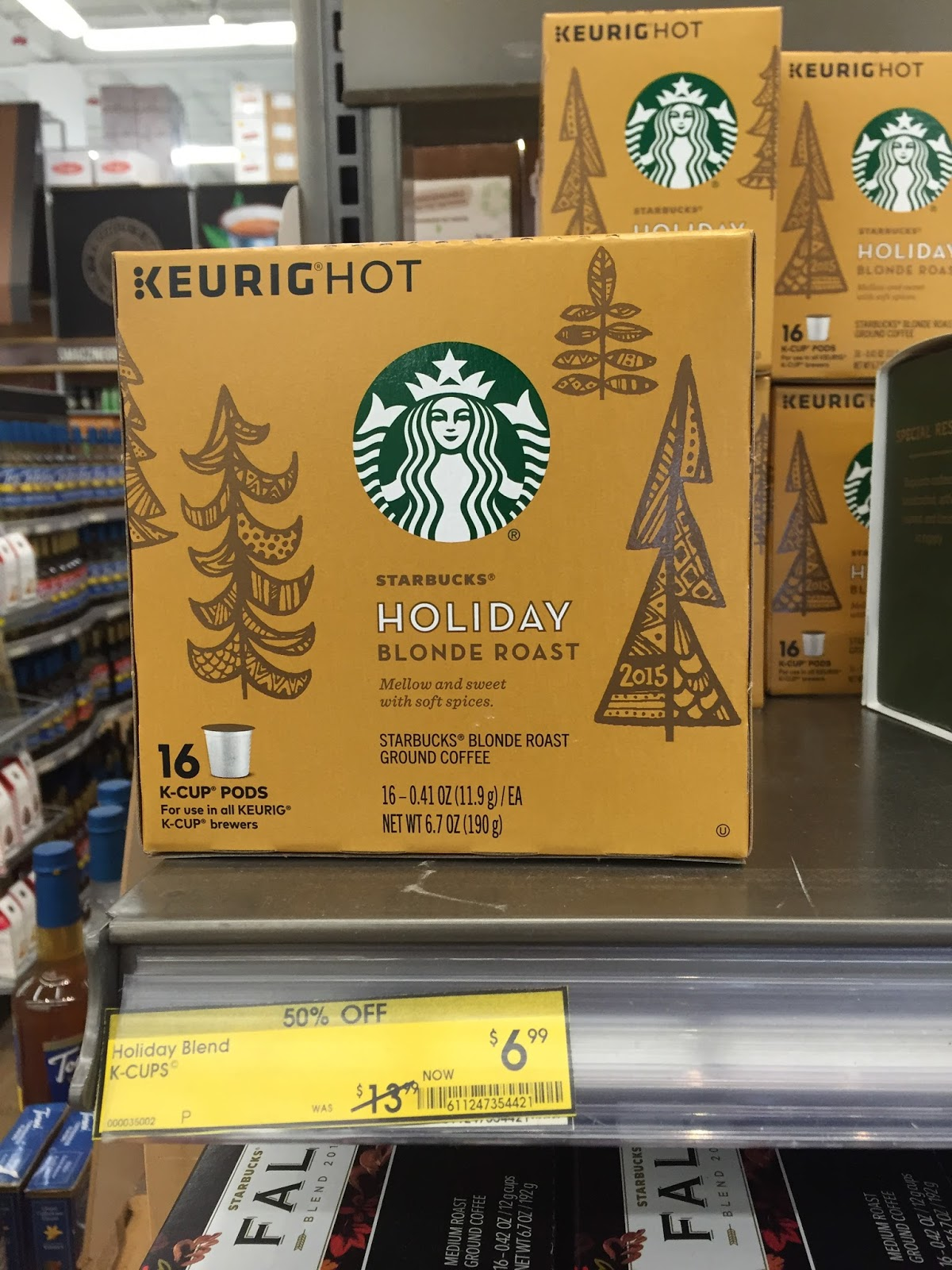 Starbucks K Cups At Bed Bath And Beyond