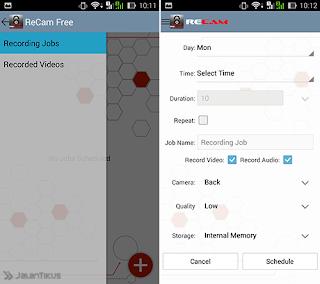 Membuat kamera Pengintai pada Android   Andromin