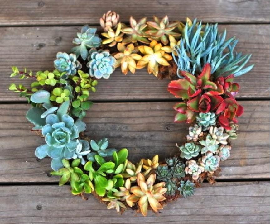 Let's Decorate Online: BRIGHTEN YOUR SUMMER HOME WITH GARDEN IDEAS