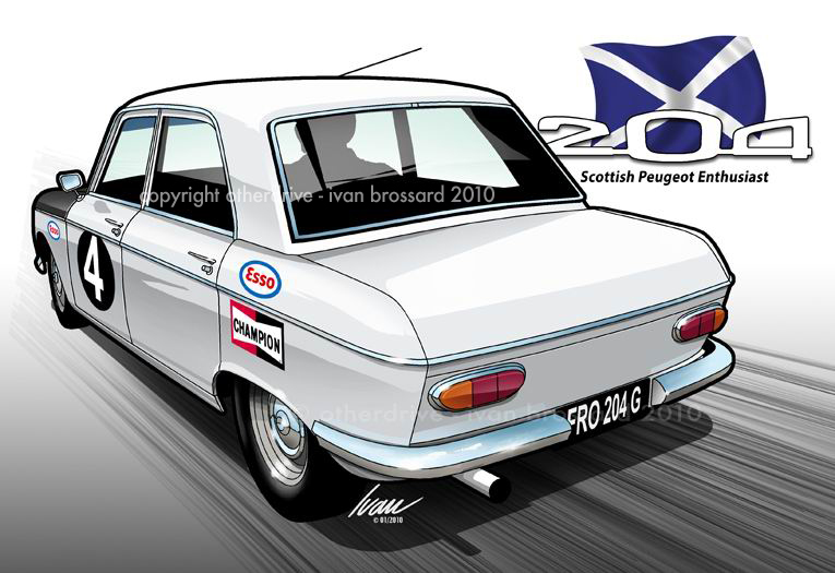 Otherdrive 204 ecosse - Coloriage mini austin ...