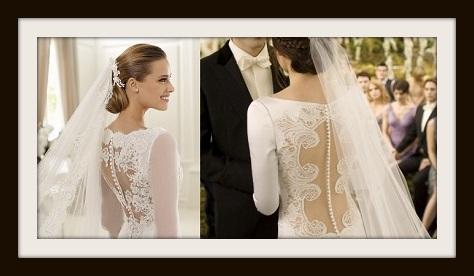 Vestido de novia bella crepusculo – Vestidos de moda de esta temporada