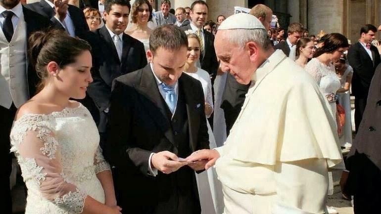 Matrimonio Joven Catolico : Esposos y padres sacramento del matrimonio catequesis