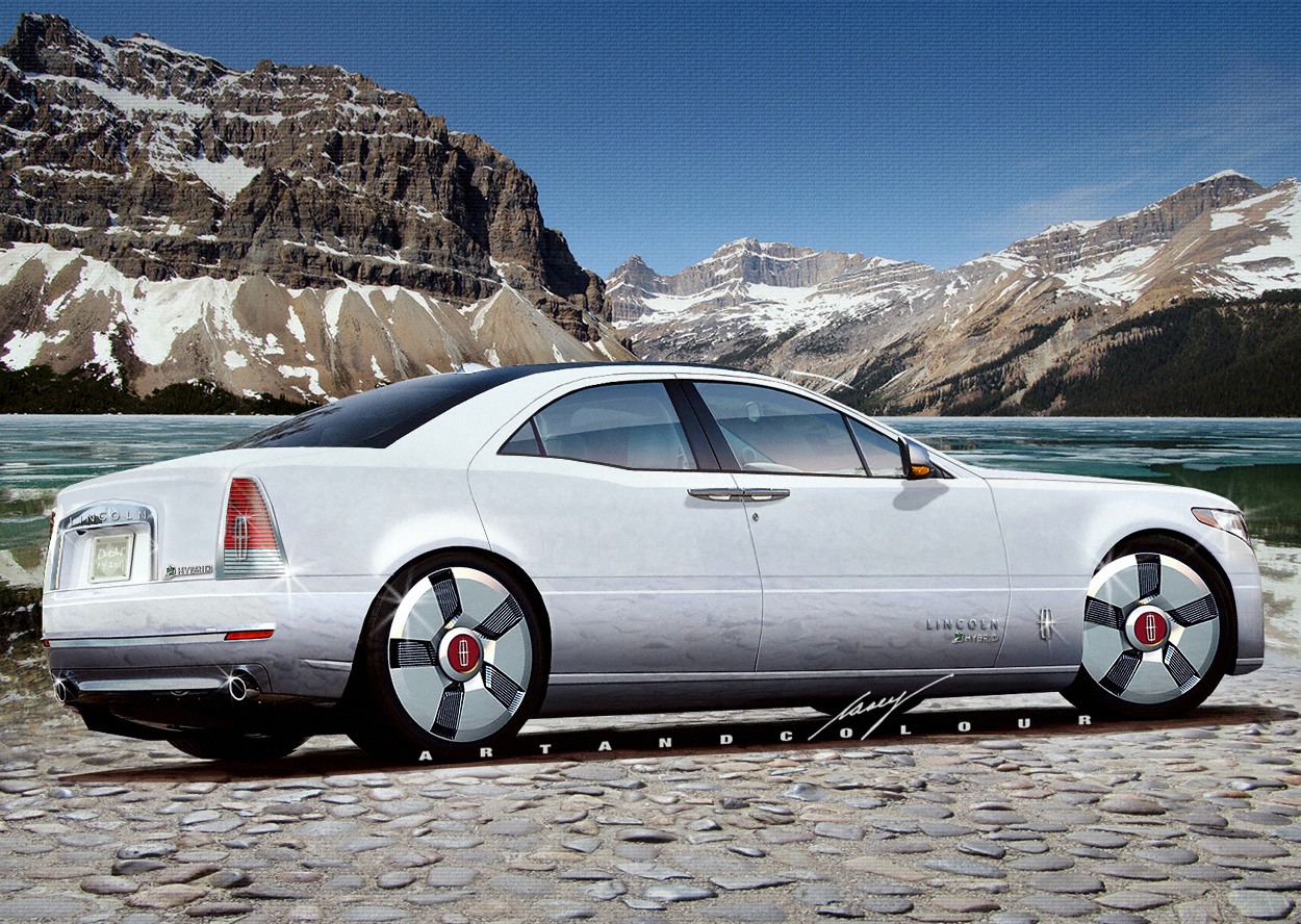2014 Lincoln Continental http://artandcolourcars.blogspot.com/2011/10/lincoln-mklsreturn-to-rear-wheel-drive.html