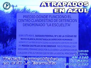 11. Trabajo arqueológico en CCD La Escuelita