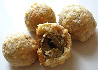 olive balls