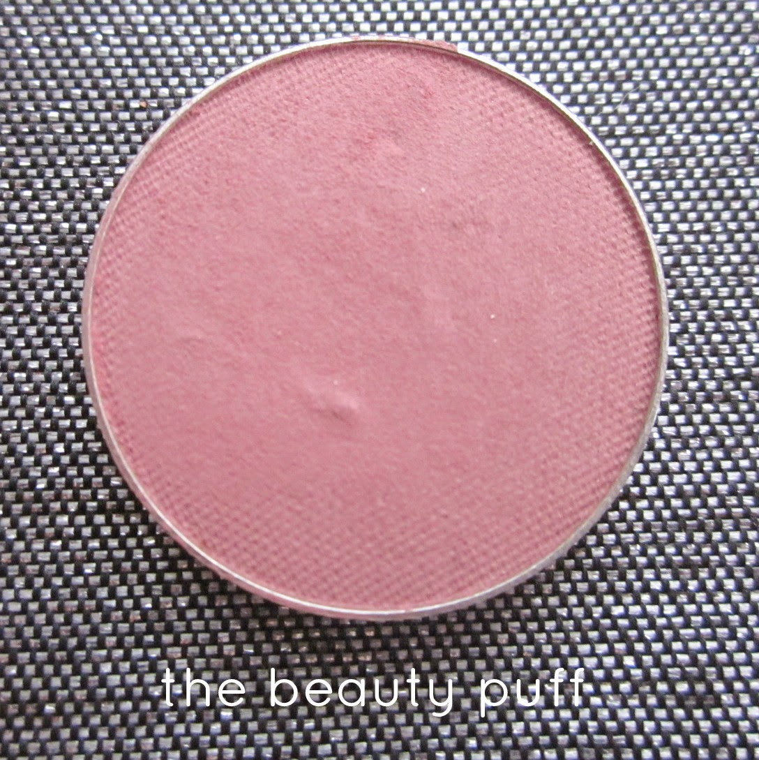 Makeup Geek Cupcake - the beauty puff