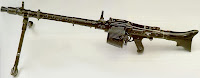 MG34 medium machine gun MMG