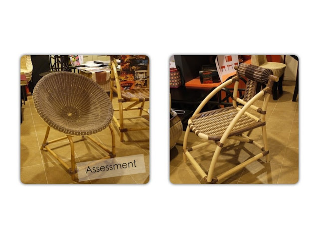 Old Rattan Design With Synthethic Strands