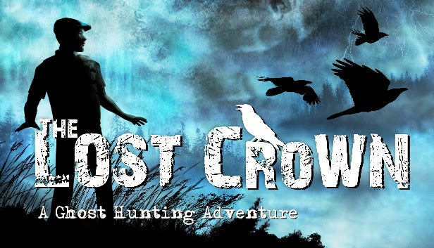New cover art for The Lost Crown