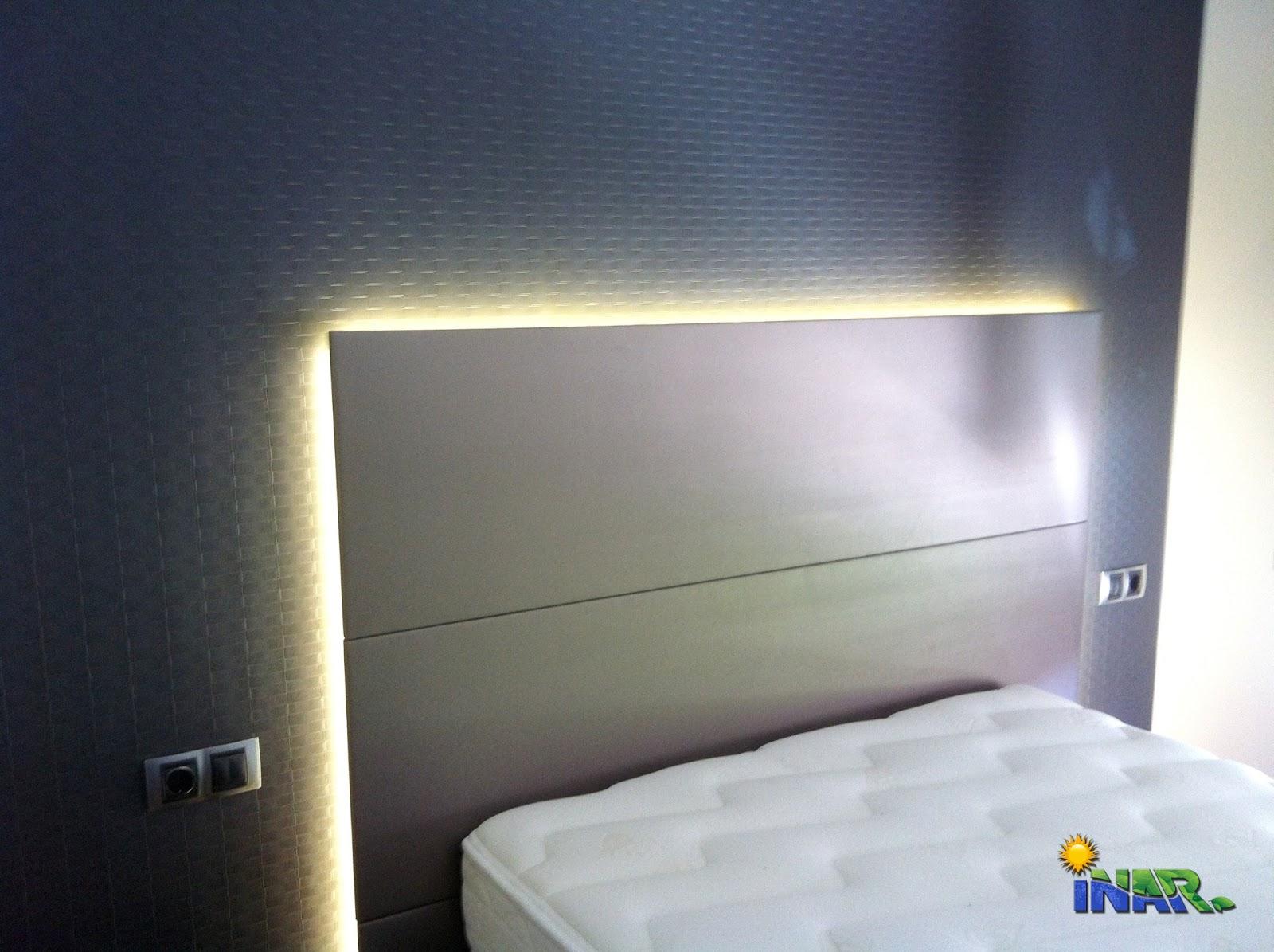Inar instalaciones el ctricas y autom ticas cabecero de - Cabeceros de cama con fotos ...