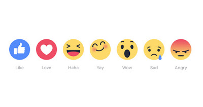 facebook reactions crackroach